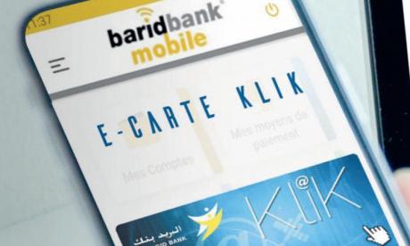 E-carte Klik Visa, première carte bancaire dématérialisée