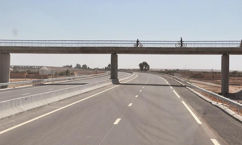 Autoroutes: Suspension provisoire de la circulation sur le tronçon Rabat-Ain Atiq