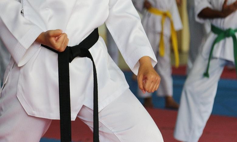 JO de Tokyo: l'Équipe nationale de taekwondo en stage de préparation à Ifrane