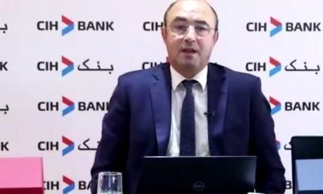 CIH Bank : Les dépôts , les crédits et le PNB en hausse à deux chiffres en 2020