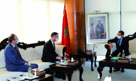 La Société financière internationale relève  la pertinence de la décision de créer le Fonds Mohammed VI pour l'investissement