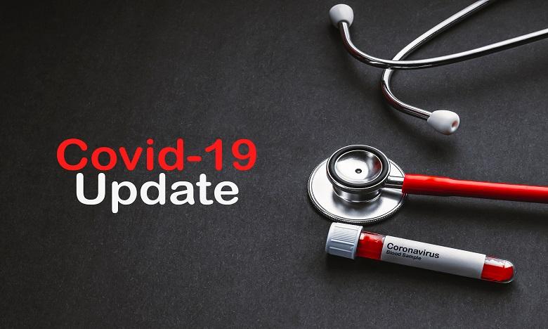 Covid-19: Le taux de reproduction du virus se stabilise à 0,84