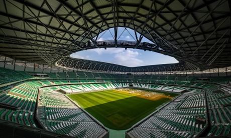 Mondial 2022: des stades à pleine capacité