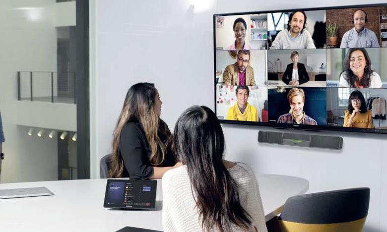 Ce nouveau concept se concentrera principalement sur les petites réunions (de 8 à 50 participants physiques).