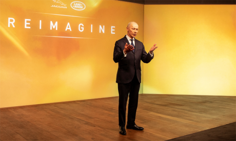 Jaguar Land Rover dévoile sa feuille de route «Reimagine»