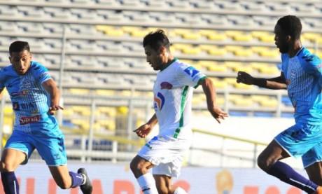 Victoire étriquée du Raja face à l'US Monastir,  le match retour reste ouvert