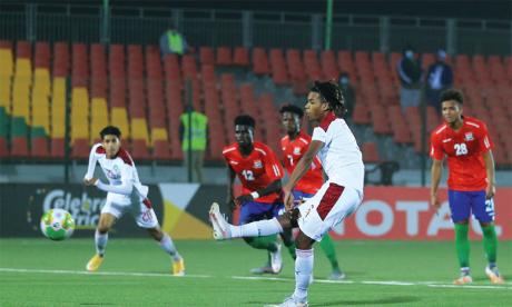 Les Lionceaux commencent par une victoire  face à la Gambie