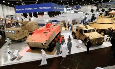 Industrie de la défense: Le Maroc prend part à deux événements majeurs du secteur à Abu-Dhabi