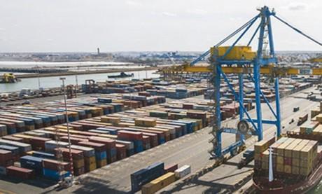 Activité portuaire: Une hausse du trafic de 5,1% enregistrée au terme de l'année 2020, selon l'ANP