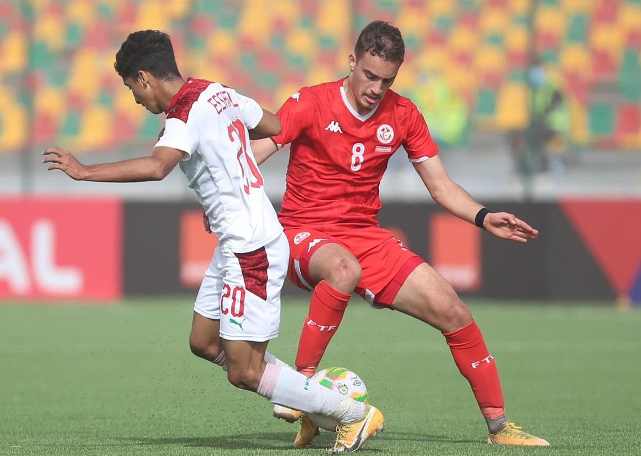 CAN U20, quart de finale : Les Lionceaux éliminés par la Tunisie