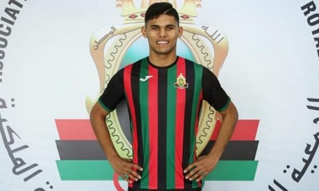 Foot/Transfert: l'attaquant Hamza Goudali prêté au Hassania d'Agadir