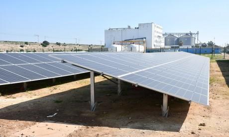 Nestlé Maroc inaugure une centrale solaire à l'usine d'El Jadida