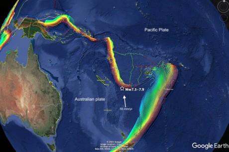 Alerte au tsunami en Nouvelle-Zélande après un séisme