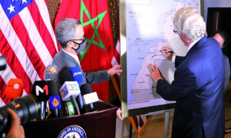 «S.M. le Roi Mohammed VI a fixé le cap d'une diplomatie marocaine qui honore pleinement le passé de 12 siècles d'histoire»