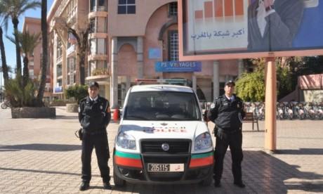 Affaire de chantage : Enquête diligentée à l'encontre d'un policier à Marrakech