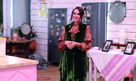 «C'est une fierté pour moi de faire partie de l'expérience Ahssan Pâtissier vu la qualité de la production et la renommée internationale de l'émission»