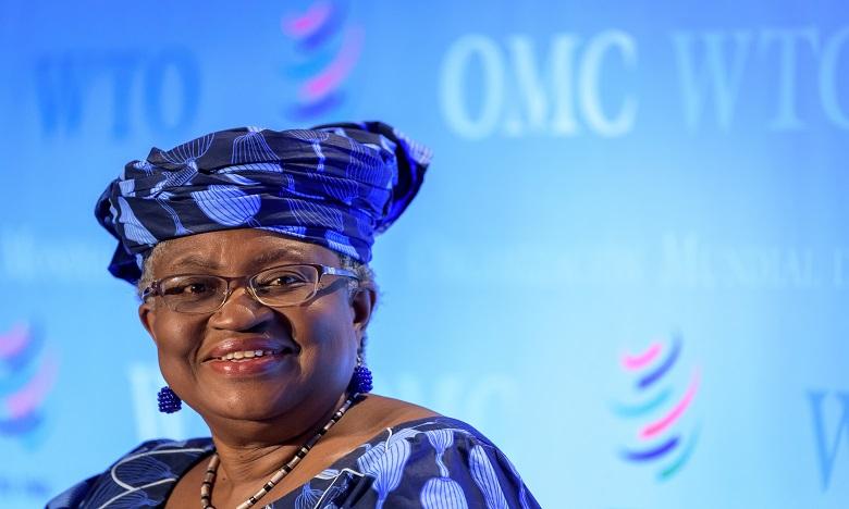 Officiel: Ngozi Okonjo-Iweala première femme et première africaine à la tête de l'OMC