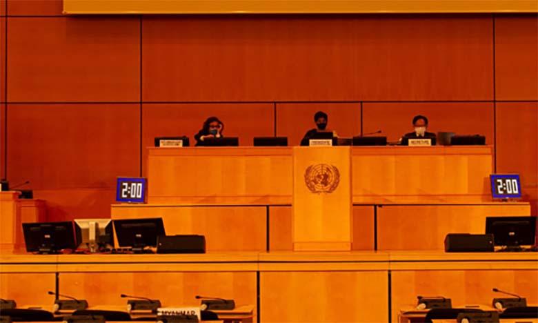 Le modèle marocain mis en relief à la 46e session du Conseil  des droits de l'Homme de l'ONU