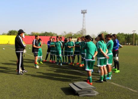 La sélection nationale féminine de football effectue un  stage de préparation  à Maâmoura