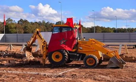 Transport & logistique: Lancement des travaux de construction d'un institut de formation à Nouaceur