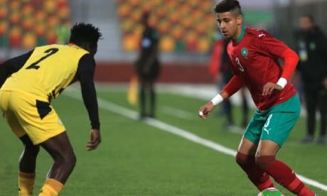 Le Maroc joue une place en quart  de finale face à la Tanzanie