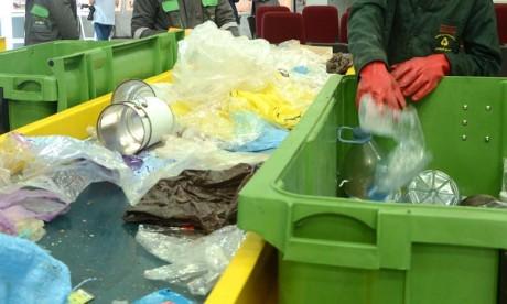 Béni Mellal se dote d'un nouveau système pour la collecte des déchets