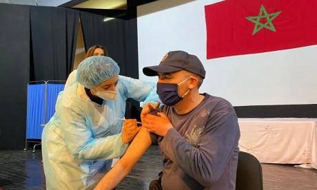 Établissements pénitentiaires: 2.385 fonctionnaires vaccinés à mercredi