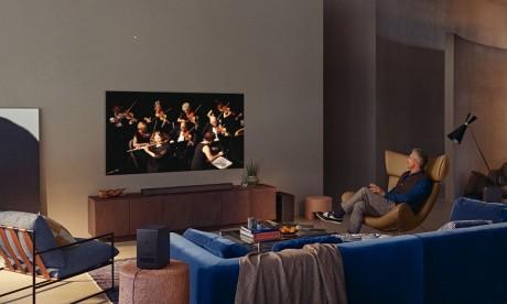 Samsung redéfinit le monde des téléviseurs