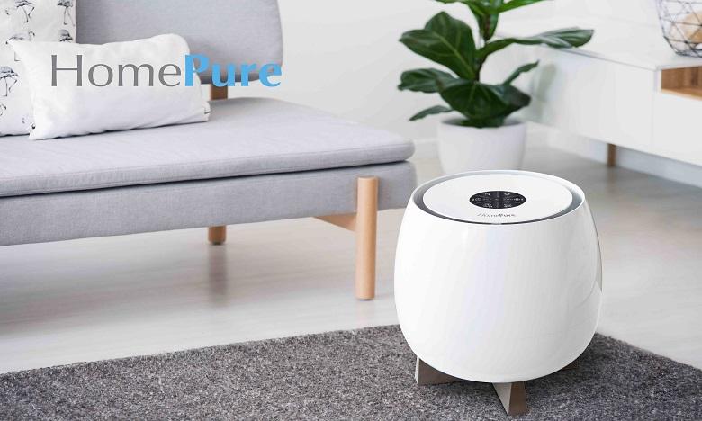 """QNET lance son tout nouveau purificateur d'air """"HomePure Zayn"""""""