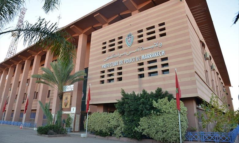 Marrakech: 29 personnes interpellées dans une villa aménagée en Casino