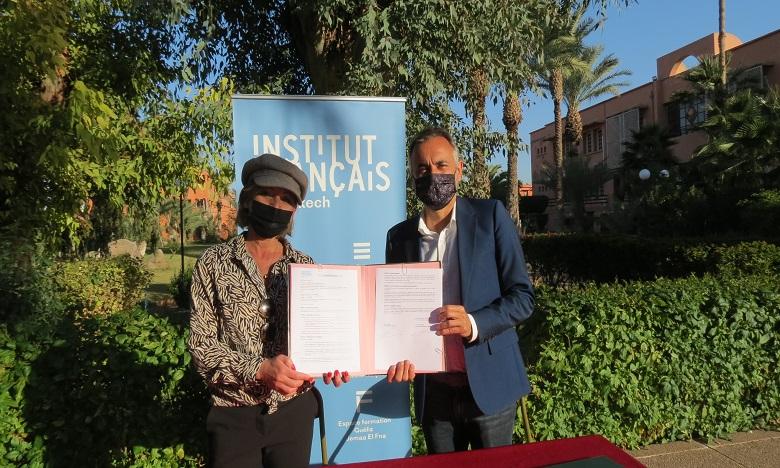 L'Institut français de Marrakech soutient le projet «Douars en vie »