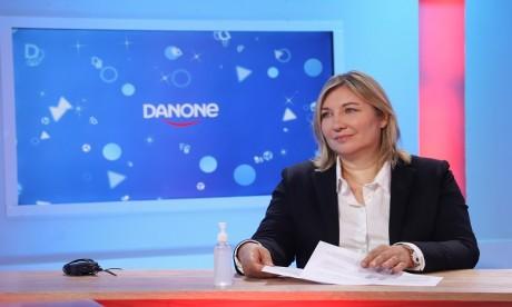 Nathalie Alquier, PDG de Centrale Danone.