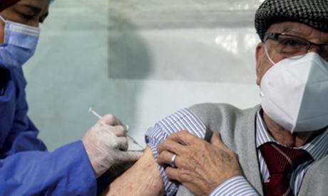 Covid-19 : La campagne  de vaccination prend place