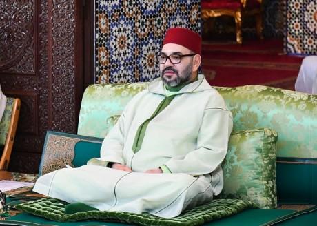 Message de condoléances et de compassion de S.M. le Roi à la famille de feu Abdelkhalek Louzani