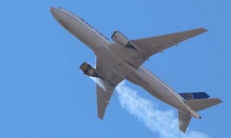 128 Boeing 777 cloués au sol
