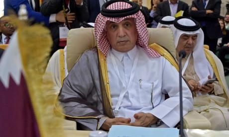 Premier contact de haut niveau entre Doha et Ryad depuis la fin de la crise