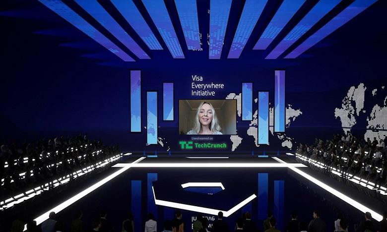 Visa et TechCrunch feront la promotion et hébergeront des événements virtuels diffusés en direct en Amérique du Nord, dans la CEMEA et en Amérique latine. Ph. DR