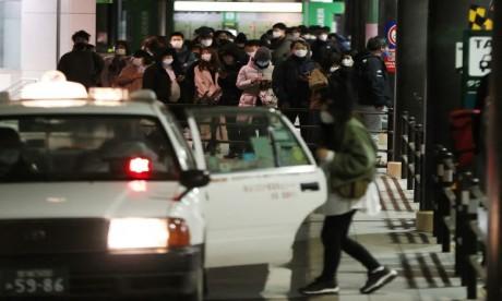 Une secousse de magnitude 7,3 fortement ressentie à Tokyo