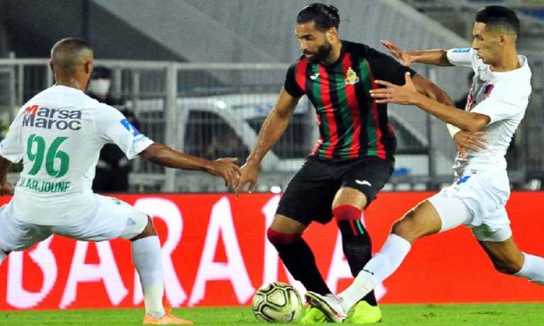 Le Clasico Raja-AS FAR au sommet de la reprise, le derby casablancais prévu le 21 mars