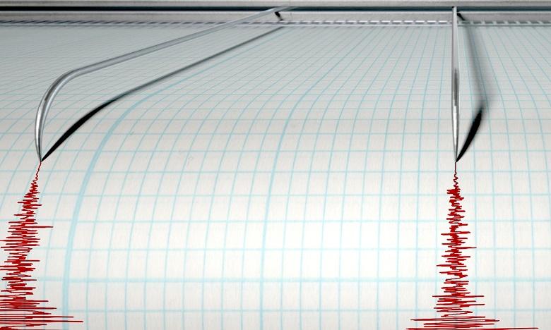 Secousse tellurique de 3.6 degrés dans la province de Chtouka Ait Baha