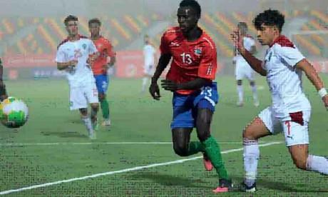 Les Lionceaux jouent la première place du groupe C face au Ghana