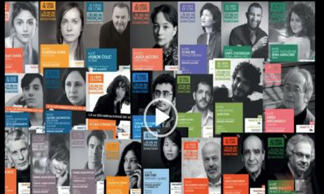Rencontre «Je viens de loin, j'écris en français» : Des auteurs francophones s'expriment