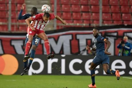 Ligue Europa : l'Olympiakos l'emporte face au PSV Eindhoven, Youssef El Arabi buteur