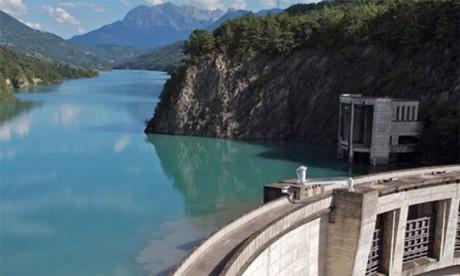 Les retenues des principaux barrages du Royaume ont atteint près de 8,04 milliards de m³