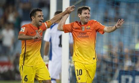 FC Barcelone: Messi égale Xavi avec 767 matches au Barça, un record