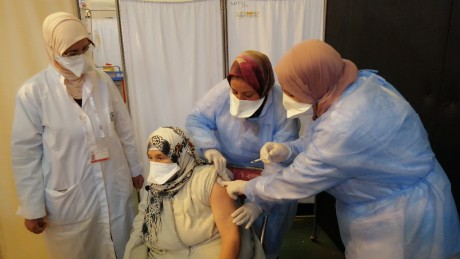 Bilan Covid-19 : près de 4 millions de personnes vaccinées et un taux de guérison de 97,1%