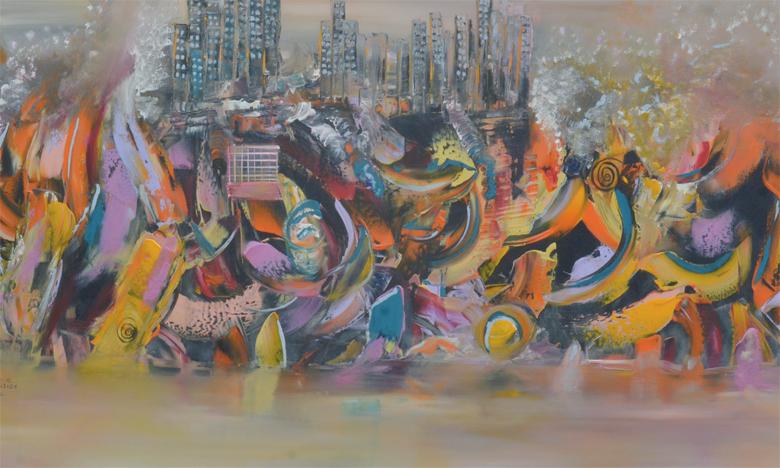 «Maria» de Mohamed Mikou.