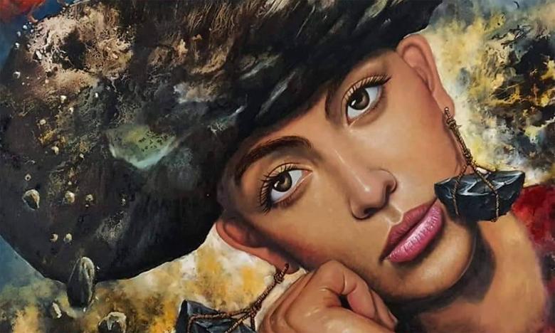 Abdelilah Chahidi est lauréat de l'École des beaux-arts de Casablanca.