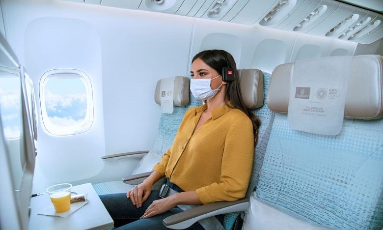 Les passagers de la classe économique auront désormais la possibilité de réserver jusqu'à trois sièges voisins libres pour leur voyage. Ph. DR