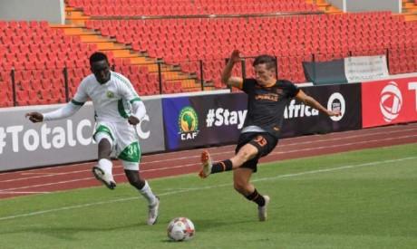 La Renaissance de Berkane chute  à Garoua face au Coton Sport
